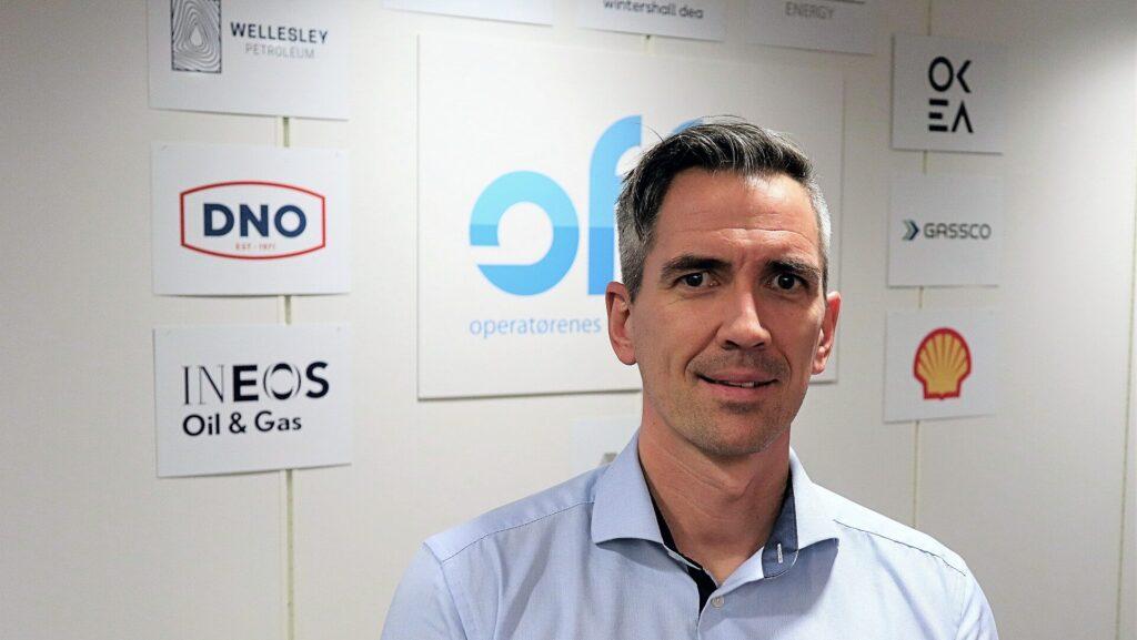 Daglig leder i INEOS Oil & Gas Norway, Erik Magnesen. Foto: Alf Inge Molde